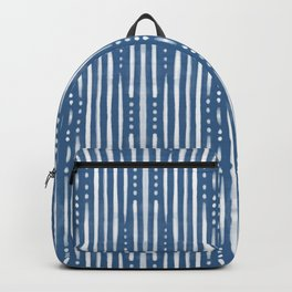 Shibori Tribal #society6 #shibori Backpack