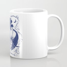 Southern Marlin Crest Coffee Mug