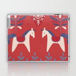 Swedish Christmas 2 Laptop & iPad Skin