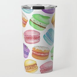 Mad for Macarons Travel Mug