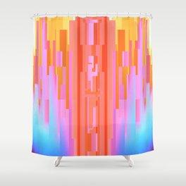 Honolulu Hiatus Shower Curtain