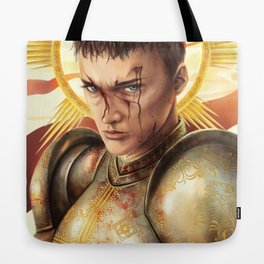The Maid of Orléans Tote Bag