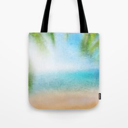 Tropical Sea #3 Tote Bag