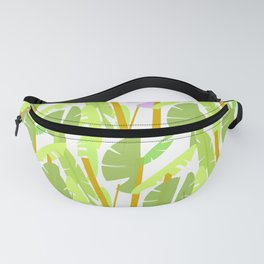 Tropical Plantation Fanny Pack