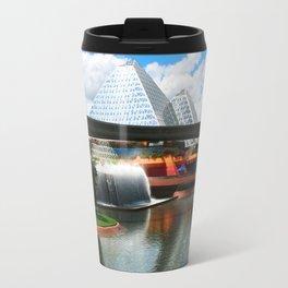 Epcot at Disney World Travel Mug