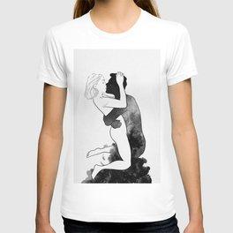 L'amour. T-shirt