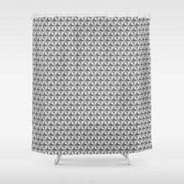 Tetrahedron GS Shower Curtain