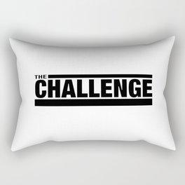 The Challenge Rectangular Pillow