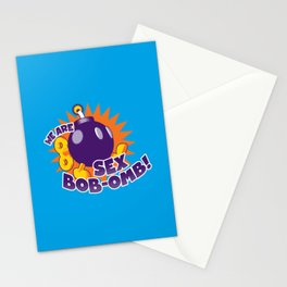 We Are Sex Bob-omb! Stationery Cards