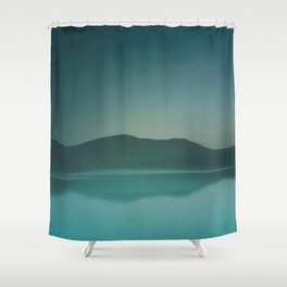 Lakeside Drive Shower Curtain