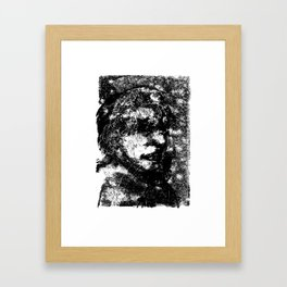 Double Jointed Framed Art Print