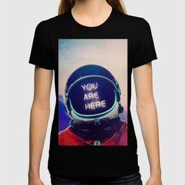 Where You Are T-shirt