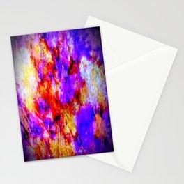 Purple Tie Die Stationery Cards