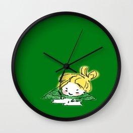 Self Sketch Wall Clock