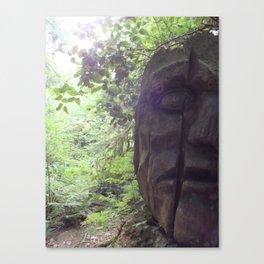 The Godhead Canvas Print