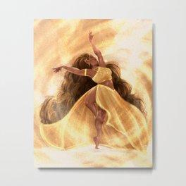 Tala: Goddess of the Stars Metal Print