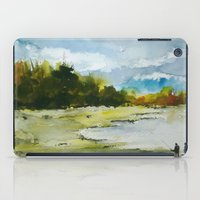 fishing iPad Cases featuring Fishing by Baris erdem