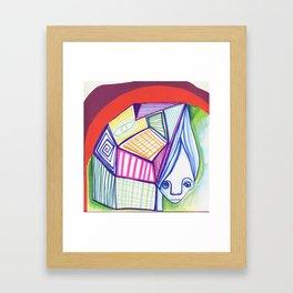 Labirint Framed Art Print