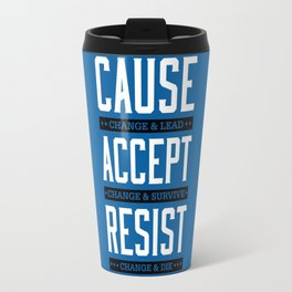 Lab No. 4 Cause Change And Lead Ray Noorda Inspirational Travel Mug