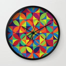 Cyclical No. 3 Wall Clock