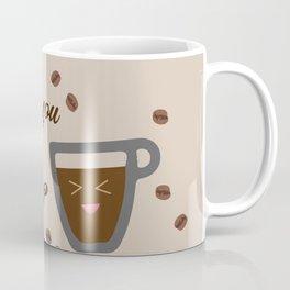 Baesic Where have you BEAN? Coffee Mug