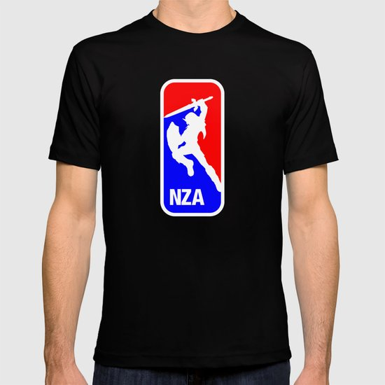 National Zelda Association (Link / Major League / Mashup / Parody) T-shirt