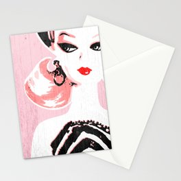 Classic Barbie Stationery Cards