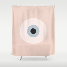 I.C.U Shower Curtain