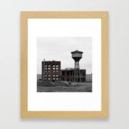 Industrial revolution Framed Art Print