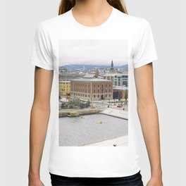 View from the Oslo Opera House T-shirt