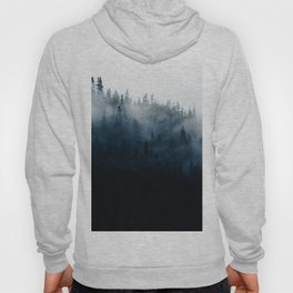 Foggy Mountain Forest (Color) Hoody