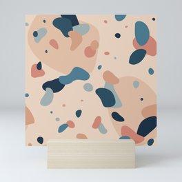 Abstract seamless pattern #8 Mini Art Print