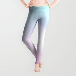 Summer Clouds OK Leggings