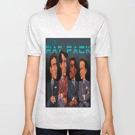The Rat Pack Unisex V-Neck