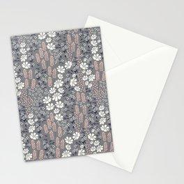 Flower garden 011 Stationery Cards
