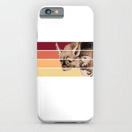 The Wild Hyena iPhone Case