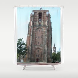 Oldehove Shower Curtain