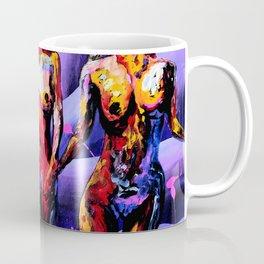 Three Girlfriends Remix Coffee Mug