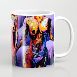Three Girlfriends Remix Coffee Mug