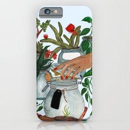 magic jar iPhone Case