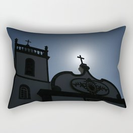 Divine light Rectangular Pillow