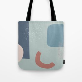 Wrapping a present Tote Bag