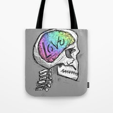 Love Ingrained Tote Bag