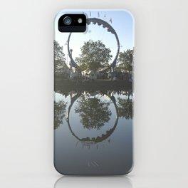 #11 iPhone Case