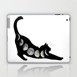 Moon Cat Laptop & iPad Skin