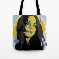 Woodstock in My Mind Tote Bag