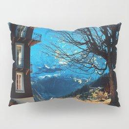 Swiss Town Pillow Sham