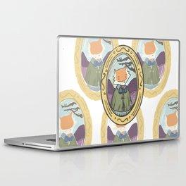 Portrait of little fox Laptop & iPad Skin