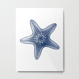 Nodosus Starfish  Metal Print