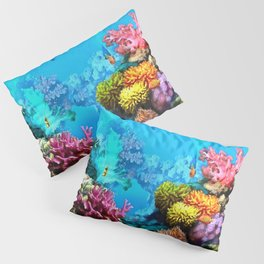 Marine Life Pillow Sham